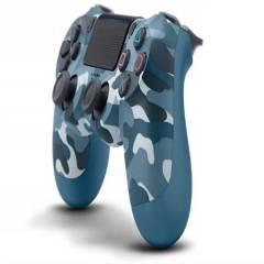 GENERICO - Control ps4 dualshock 4 camuflado azul +gris. 2a g