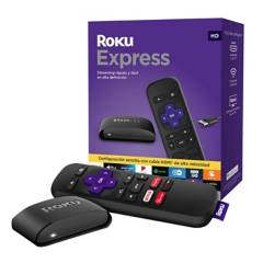 Roku - Roku express streming netflix youtube disney españ