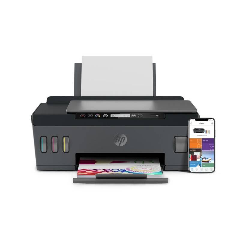 HP - Impresora multifuncional hp smart tank 515