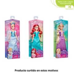 Disney - Disney Princess Muñeca Royal Shimmer Surtido A