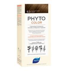 Phyto - Phytocolor 6.3 Dark Golden Blonde 50 ml Unisex
