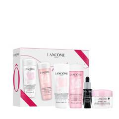Lancome - Set de Tratamiento Facial Lait Galatée Confort 50 ml + Tonique Confort 50 ml + Advanced Génifique Serum 10 ml + Hydrazen Gel Cream 15 ml