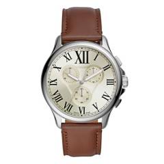Fossil - Reloj Hombre Fossil Monty Multifunction