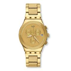 Swatch - Reloj Mujer Swatch Goldy Full