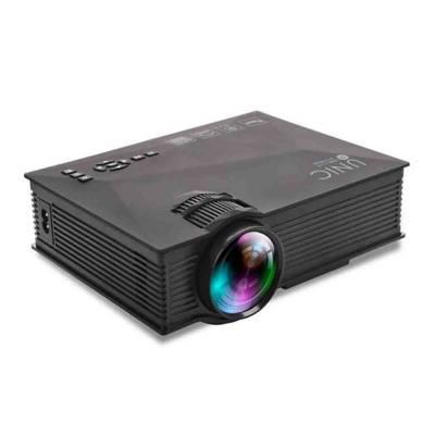 mini proyector led full hd 1080p negro uc- 68