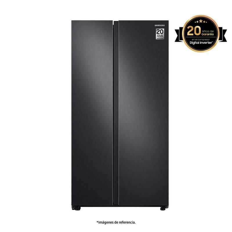 Samsung - Nevecón Samsung Side by Side 739 lt RS28A5000B1/CO