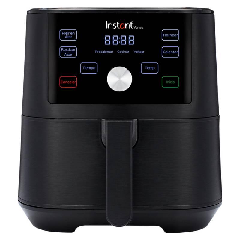 Instant Vortex - Freidora de Aire digital 4 en 1  Instant Vortex 5.7 lt