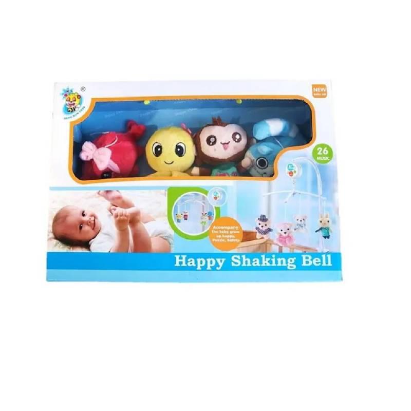 MUNDO BEBE - Movil musical para cuna bebe