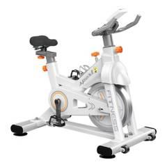 NIBIO - Bicicleta Spinning Ajustable Pantalla Cardio 8Kg