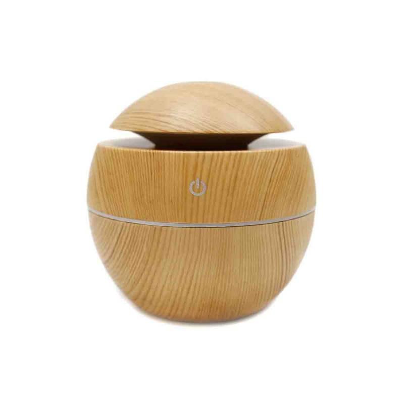 OTRAS MARCAS - Difusor de aromas 130ml humidificador aromaterapia