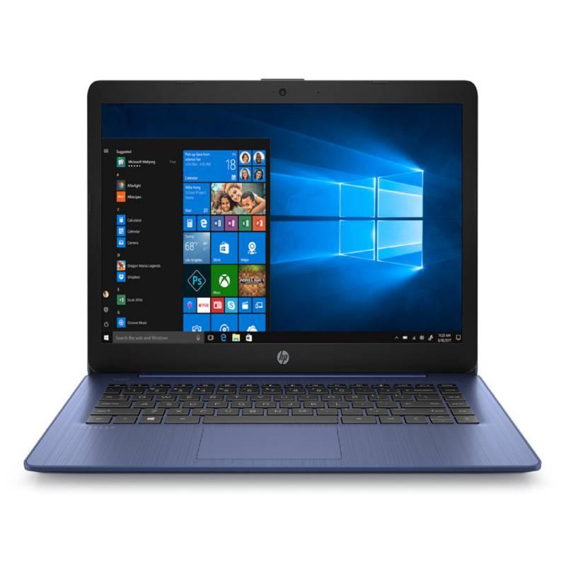 HP - Portátil HP Stream Laptop 14-ax111la 14 pulgadas Intel Celeron 4GB 64GB
