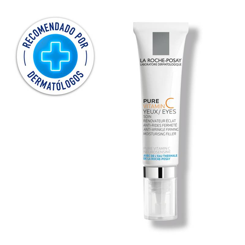 La Roche Posay - Tratamiento Anti-Edad Ojos La Roche Posay Redermic Hyalu [C] Ojos 15 ml