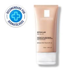 La Roche Posay - Hidratante Facial BB Cream Mousse La Roche Posay Effaclar BB Blur 30 ml