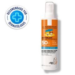 La Roche Posay - Protector Solar Anthelios Dermopediátrico spray invisible SPF 50+ La Roche Posay 200 ml