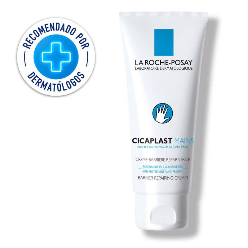 La Roche Posay - Crema Hidratante para Manos Cicaplast manos La Roche Posay