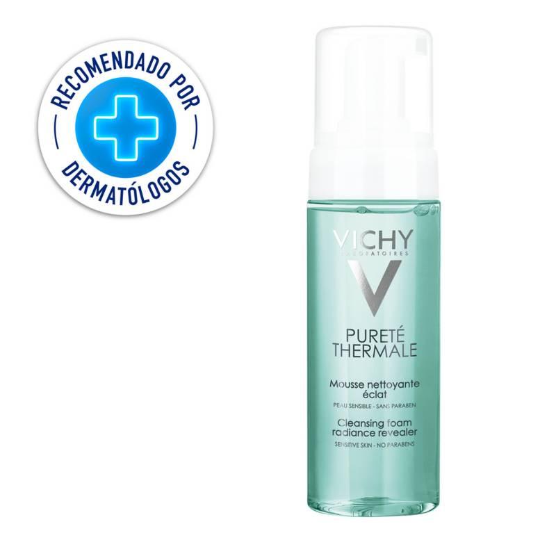 Vichy - Espuma limpiadora de Vichy Eau Moussante 150 ml