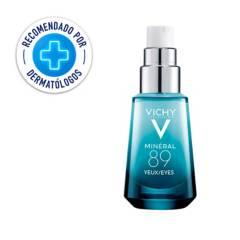 Vichy - Fortalecedor del Contorno De Ojos Vichy Mineral 89 Ojos 15ml con Ácido Hialurónico