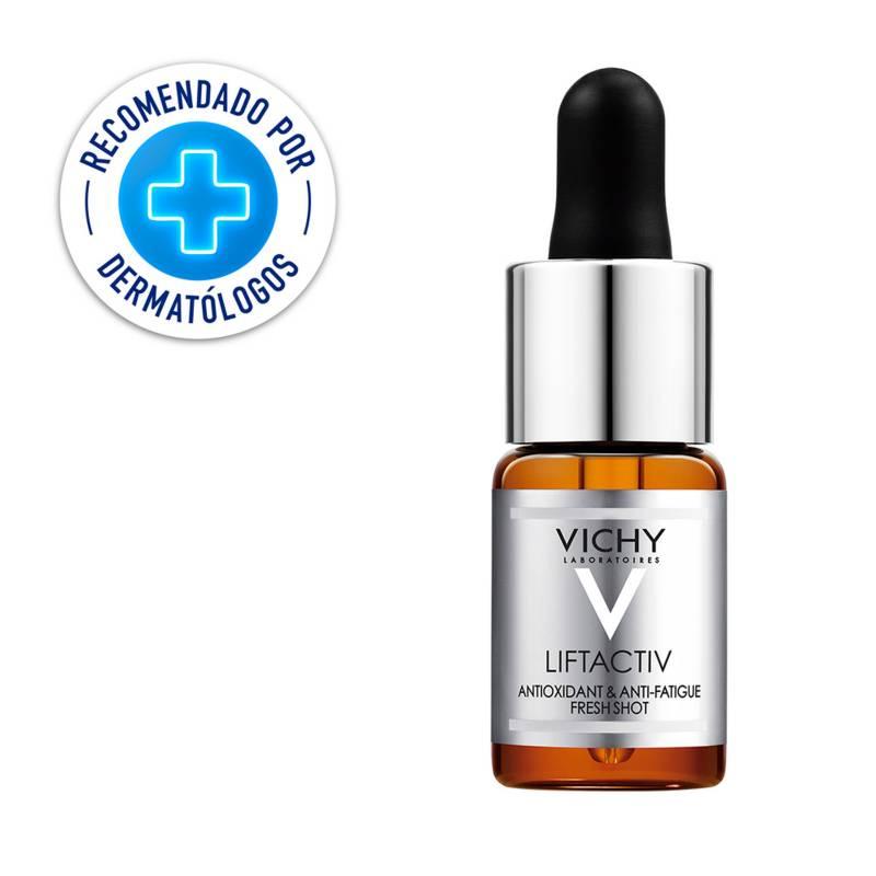Vichy - Serum Antiedad con Vitamina C Liftactiv Dosis Antioxidante y Antifatiga 10 ml