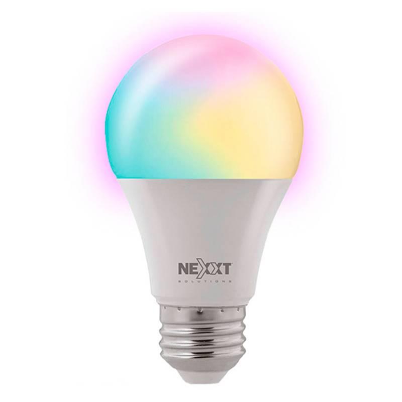 Nexxt - Bombilla inteligente wifi multicolor nexxt