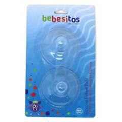 BEBESITOS - Protector de pezones o pezoneras x 2 bebesitos