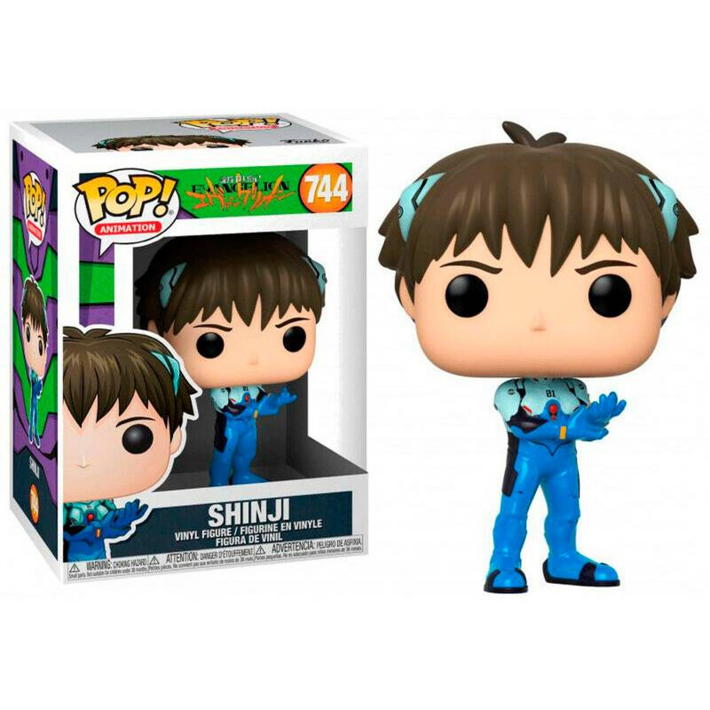 Funko - Pop Evangelion Shinji Ikari