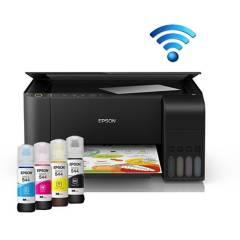 Epson - Impresora multifuncional epson l3150-negra