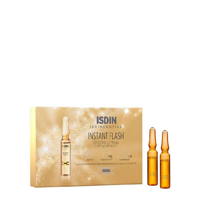 Isdin - Set Tratamientos Reafirmantes Isdin Instant Flash 5Amp