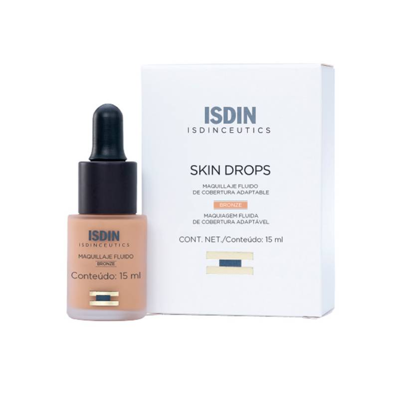 Isdin - Base Isdin Skin Drops Bronze 15 ml