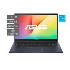 Asus - Portátil Asus Vivobook X413 14 pulgadas Intel Core i3 4GB 128GB
