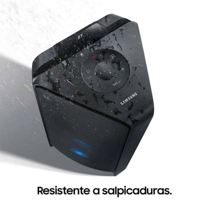 Samsung - Torre de sonido samsung mx-t40/zl