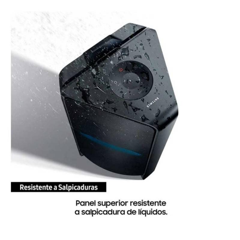 Samsung - Torre de sonido samsung mx-t70/zl