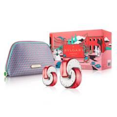 Bvlgari - Perfume Bvlgari Bvlgari Omnia Coral Pouch Set Spring 2021 Mujer 65 ml EDT