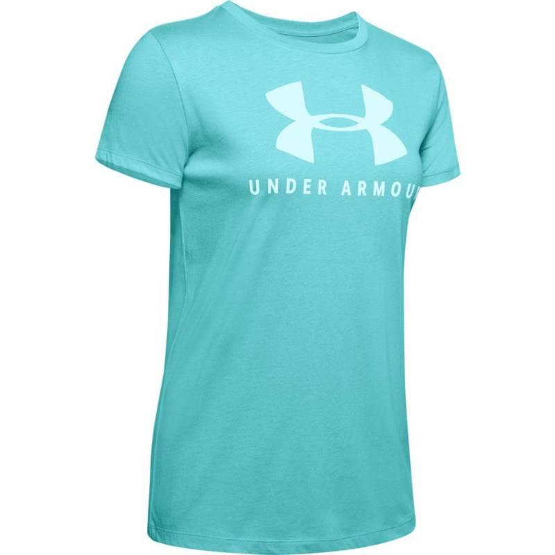 Under Armour - Camiseta under armour graphic  classic mujer