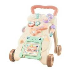 MUNDO BEBE - Andadera Caminador Walker Musical Didáctico Bebé