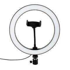 SAT ACCESORIOS - Aro de luz 6in  + selfie stick  + control + sopote