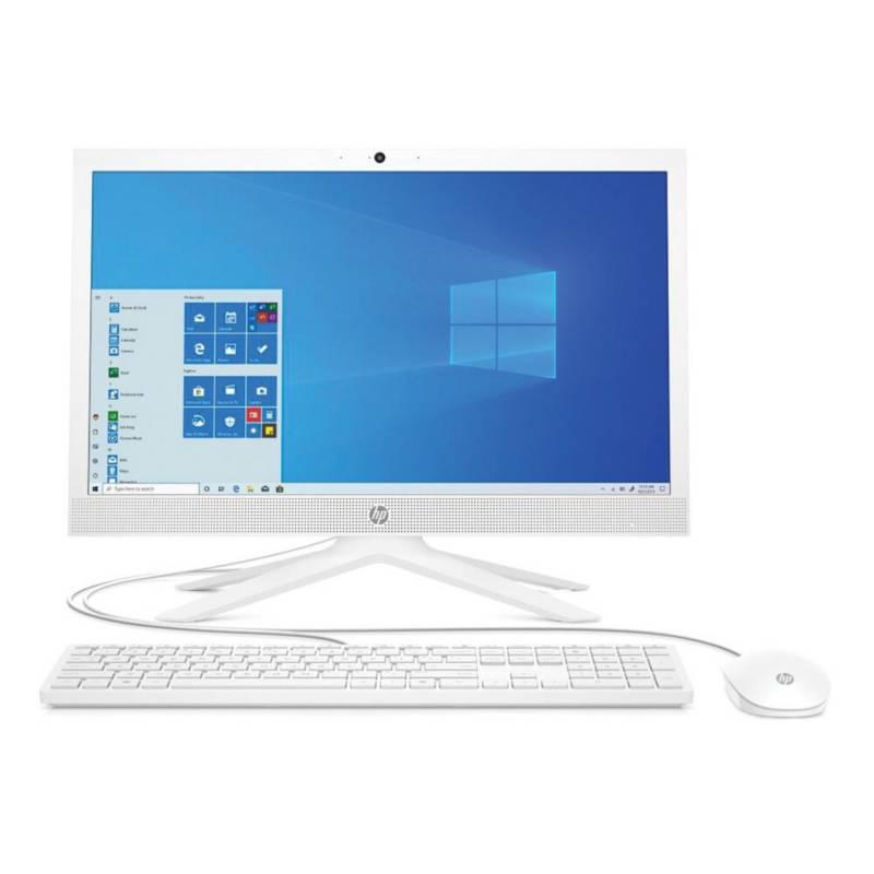 HP - Computador hp aio 21b0000la celeron 4g/1tb w10 bl
