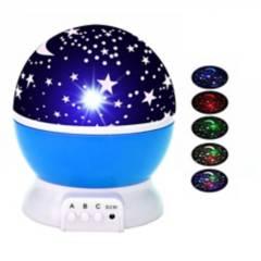 Danki - Lampara Redonda Star Master Proyector Luz Cielo
