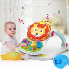 HUANGER - Caminador Huanger 4 en 1 Andador para bebé