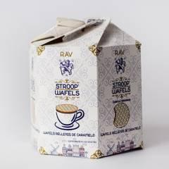 Rav Foods - Rav Stroop Wafels - Clásica Hexagonal