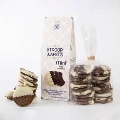 Rav Foods - Rav Stroop Wafels - Caja Minis Triple Chocolate