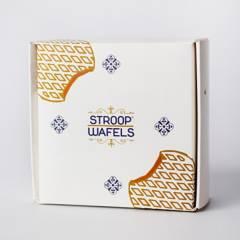Rav Foods - Rav Stroop Wafels - Caja x5 Unidades