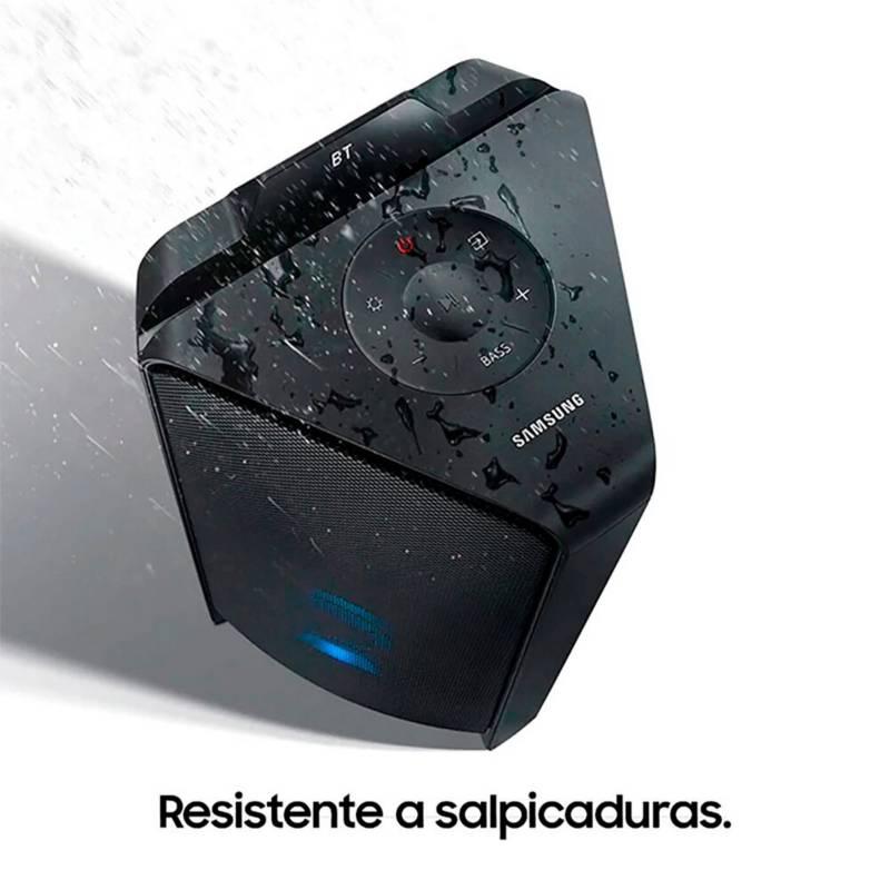 Samsung - Parlante samsung giga party 300w led bluetooth   m