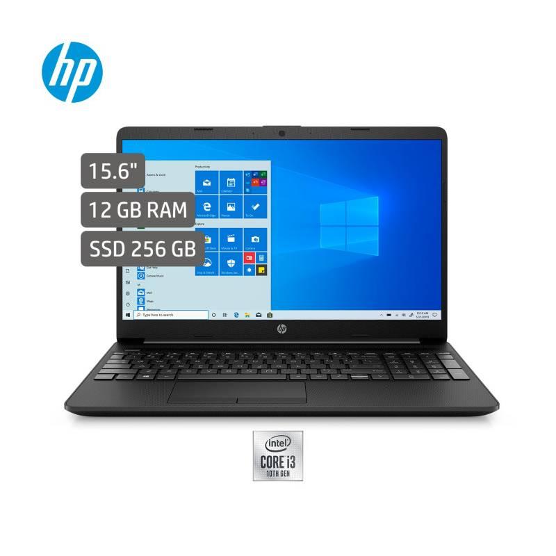 HP - Portátil HP Laptop 15.6 pulgadas Intel Core i3 12GB 256GB