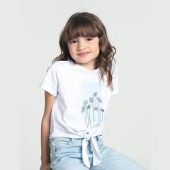 Lobo Rosa para Falabella - Camiseta Niña Lobo Rosa para Falabella