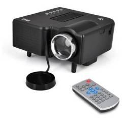 TV MARKET ONLINE - Mini proyector led 48 lumens uc28b hd 1080p
