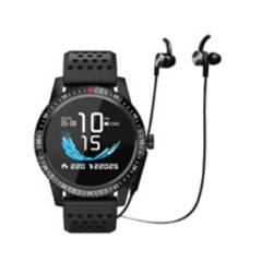 KRONO - Combo smartwach  t1 + audifono bd150  neg