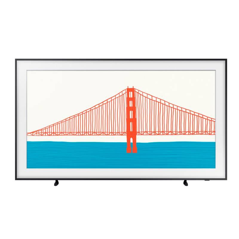 Samsung - Televisor Samsung 75 Pulgadas QLED 4K Ultra HD Smart TV