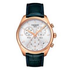 Tissot - Reloj Hombre Tissot Pr 100 Chronograph