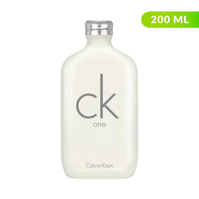 Calvin Klein - Perfume Calvin Klein Ck One Unisex 200 ml EDT