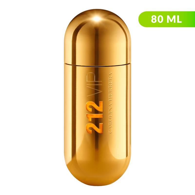 Carolina Herrera - Perfume Carolina Herrera 212 Vip Mujer 80 ml EDP